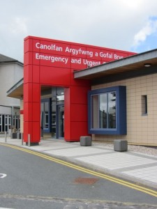 Struggle to maintain a 24 hour service: Withybush A&E