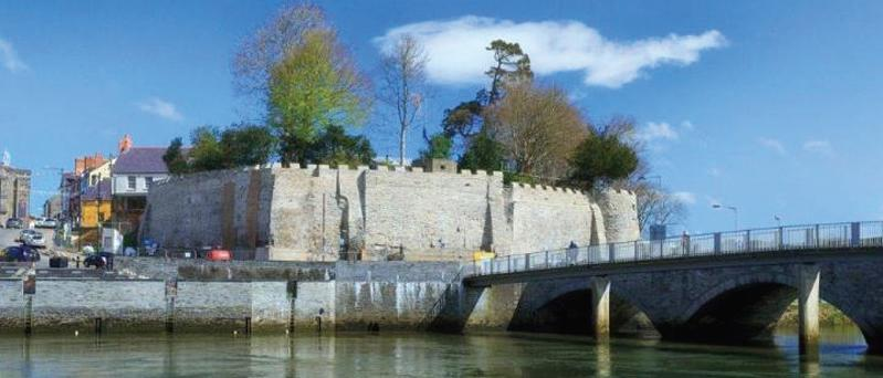 Cardigan Castle: What oh what will the future hold?