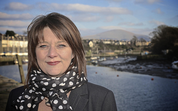 Undated Plaid Cymru handout file photo of party leader Leanne Wood, who has said that David Cameron's Government is stoking up the kind of anger among voters not seen since Margaret Thatcher's days. PRESS ASSOCIATION Photo. Issue date: Friday March 6, 2015. The Welsh nationalist leader said the austerity measures of the Tory-led administration in Westminster had decimated parts of her homeland and she fears there could be worse to come after the general election. See PA story POLITICS Plaid. Photo credit should read: Plaid Cymru/PA Wire NOTE TO EDITORS: This handout photo may only be used in for editorial reporting purposes for the contemporaneous illustration of events, things or the people in the image or facts mentioned in the caption. Reuse of the picture may require further permission from the copyright holder.
