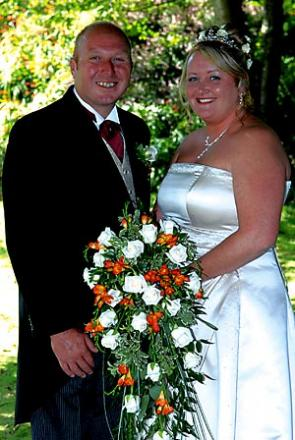 Nicola Owen and John Charles Owen married in 2007