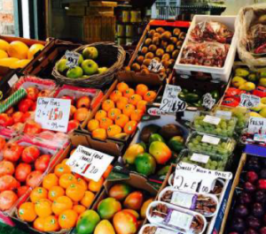 £8 billion: Trade gap with the EU on fruit and veg
