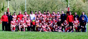 Newcastle Emlyn: Staying up