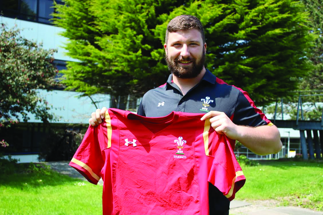 Owen Daniel Howells: Capped for Wales