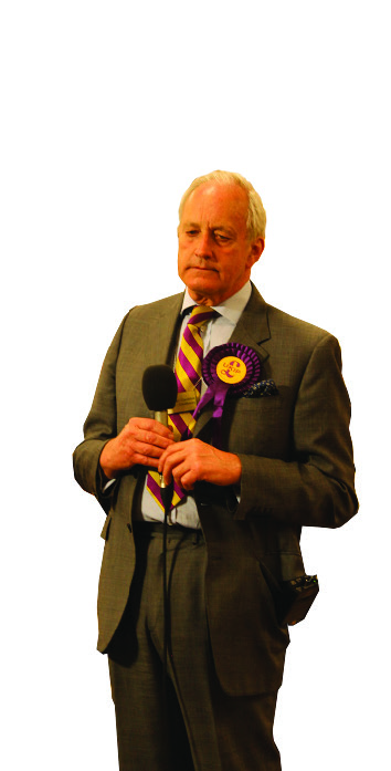 Neil Hamilton least popular leader in Senedd history