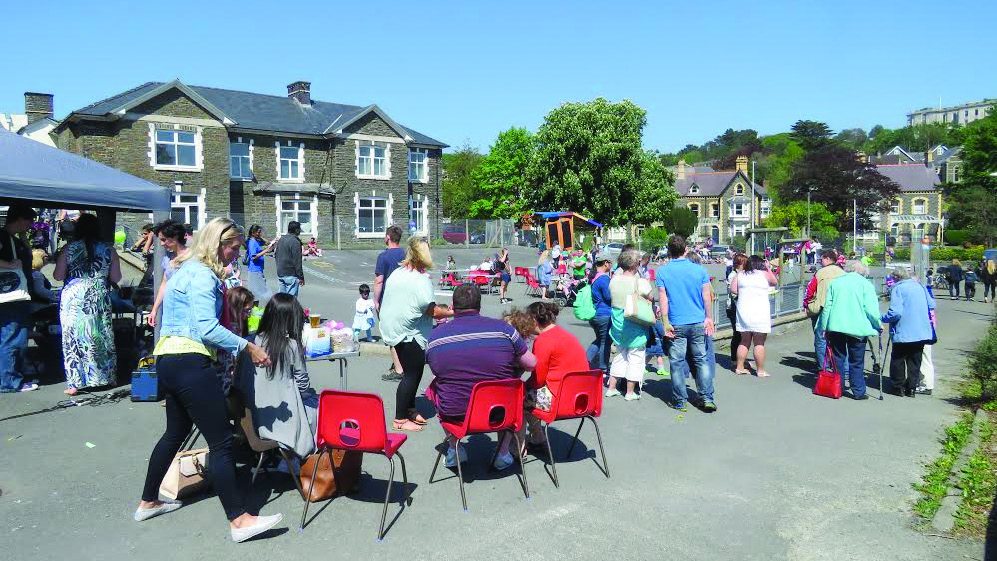 St Padarn's Playgroup: Celebrating 40 years of childcare
