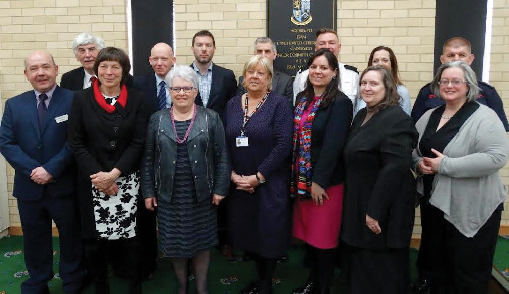 The Public Services Board take over the LSB: The PSB has the responsibility of improving the economic, social, environmental and cultural well-being in the county