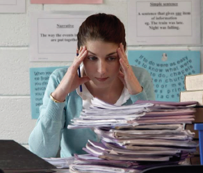 Teachers' stress absences rise: NUT