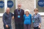 Citizens Advice receives recognition for volunteers