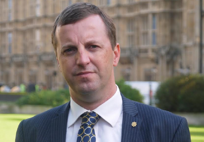 Jonathan Edwards MP: Remove policing from 'simplistic one-size-fits-all system'
