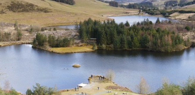 Bwlch Nant yr Arian Forest Visitor Centre: One of the Autumn highlights chosen by NRW
