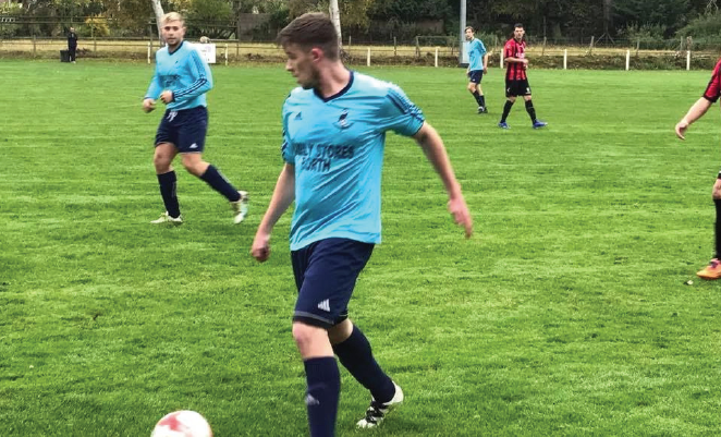 Borth: Continued their fine form to win 3-0 on Saturday