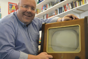 Aberystwyth lecturer takes part in 80 years of BBC