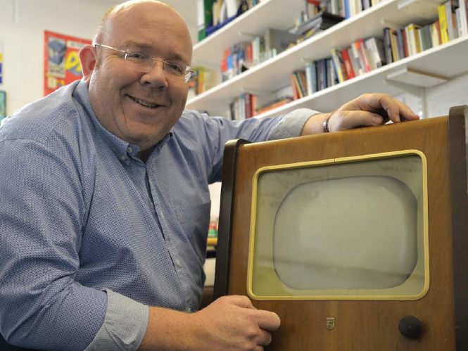 Dr Jamie Medhurst: One of six academics writing about 80 years of BBC broadcasts
