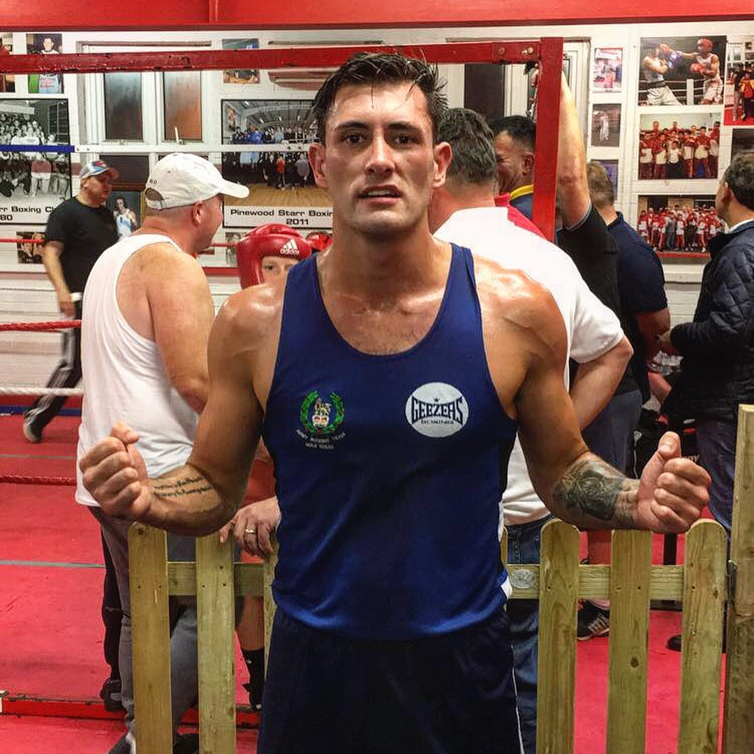 Boxer set to compete in Germany